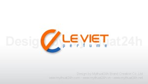 Thiết kế logo Cty TNHH Lê Việt