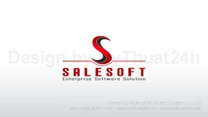 Thiết kế logo SaleSoft