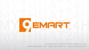 Thiet ke logo 9emart