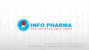 Thiết kế logo Công ty cổ phần Dược phẩm Info