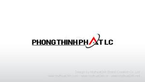 Thiet ke logo Phong Thinh Phat